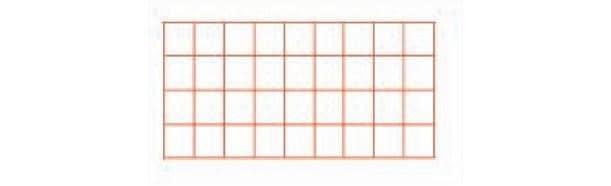 Bài toán cắt hình thành 3 miếng để ghép lại thành một hình vuông