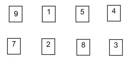 Hình của số 6 sẽ được vẽ như thế nào?