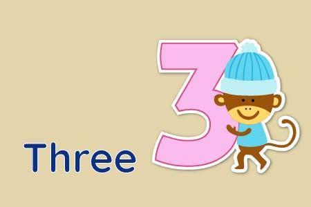 Dạy trẻ đếm số từ 0 tới 5 bằng tiếng Anh-3