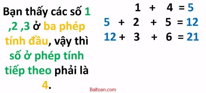 Bài toán IQ rất ít người trả lời đúng và đủ-4