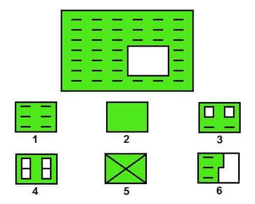 12 bài tập chọn hình ảnh phát triển IQ cho trẻ 4-5 tuổi
