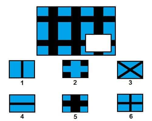 12 bài tập chọn hình ảnh phát triển IQ cho trẻ 4-5 tuổi-9