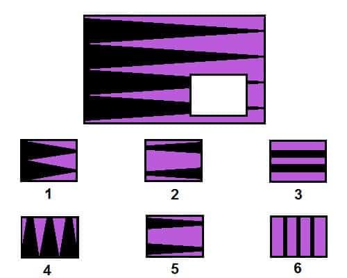 12 bài tập chọn hình ảnh phát triển IQ cho trẻ 4-5 tuổi-1