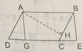 Giải bài toán tính chu vi hình bình hành ABCD