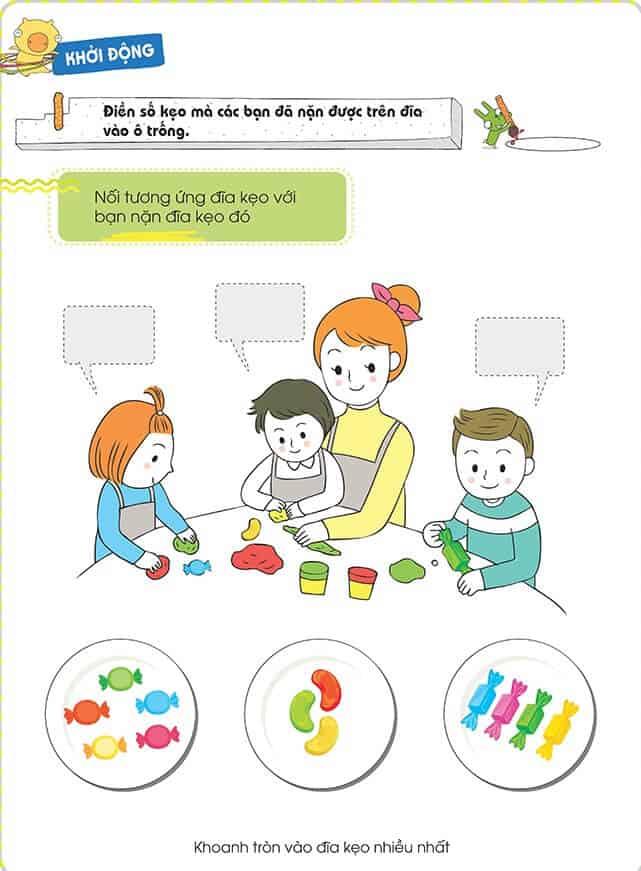 Một số bài tập phát triển tư duy cho trẻ 4-6 tuổi-3