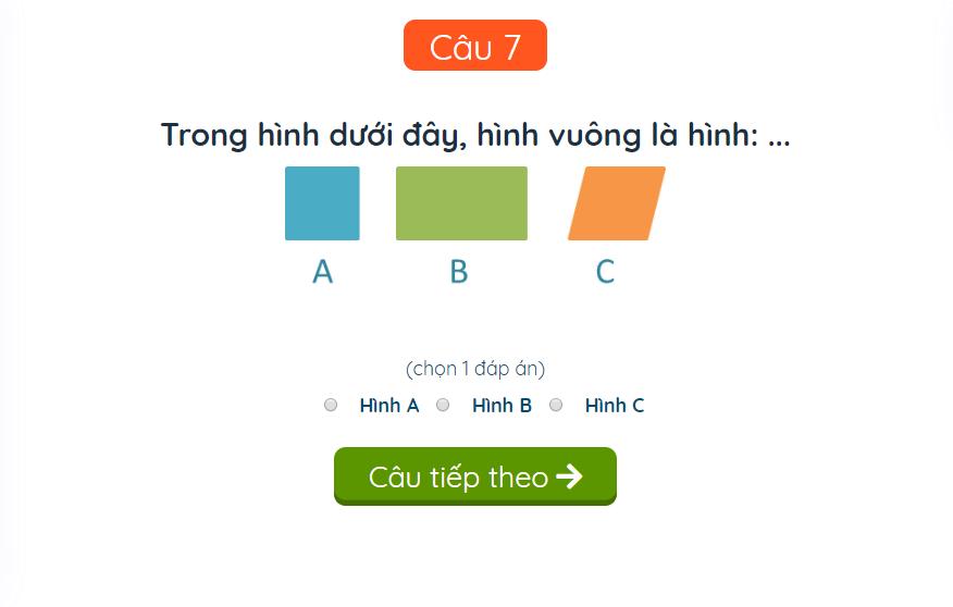 15 bài toán cơ bản cho học sinh lớp 1-6
