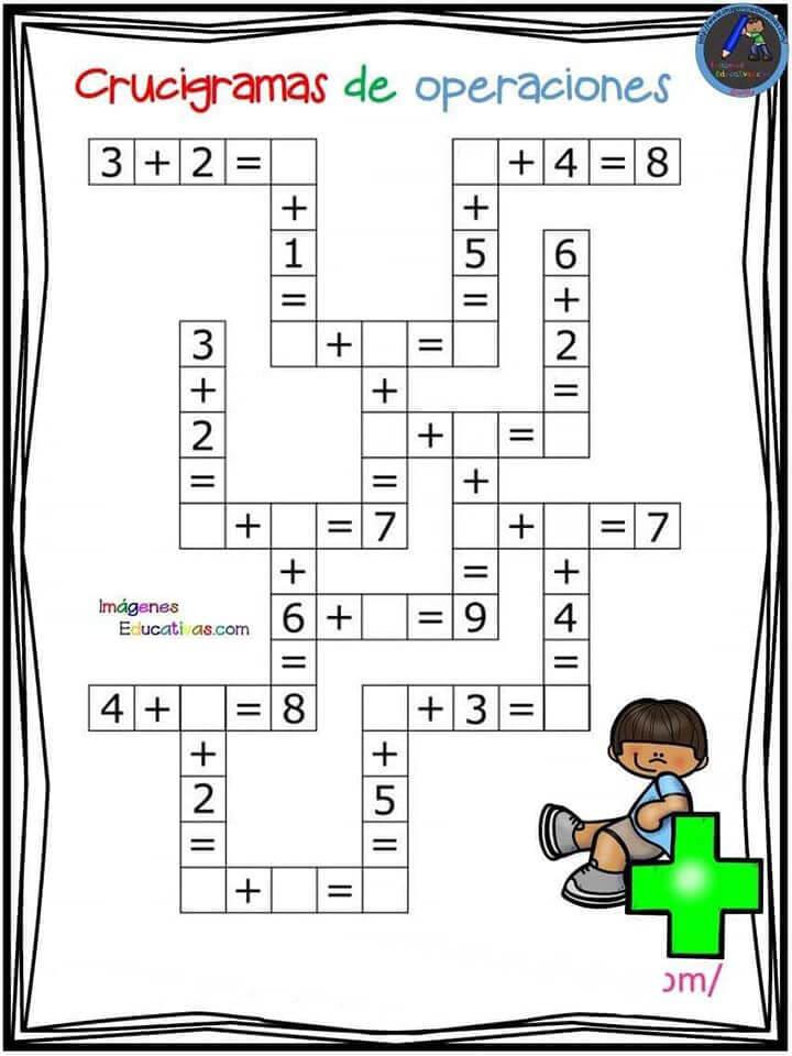 Tranh tô màu toán tư duy cho trẻ 5 tuổi-11