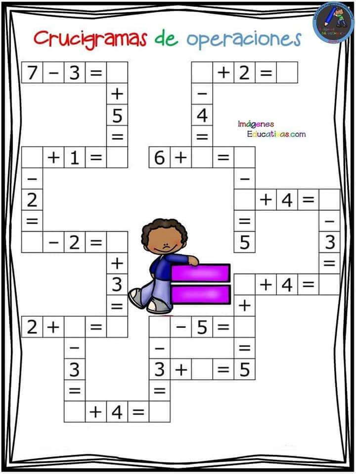 Tranh tô màu toán tư duy cho trẻ 5 tuổi-8