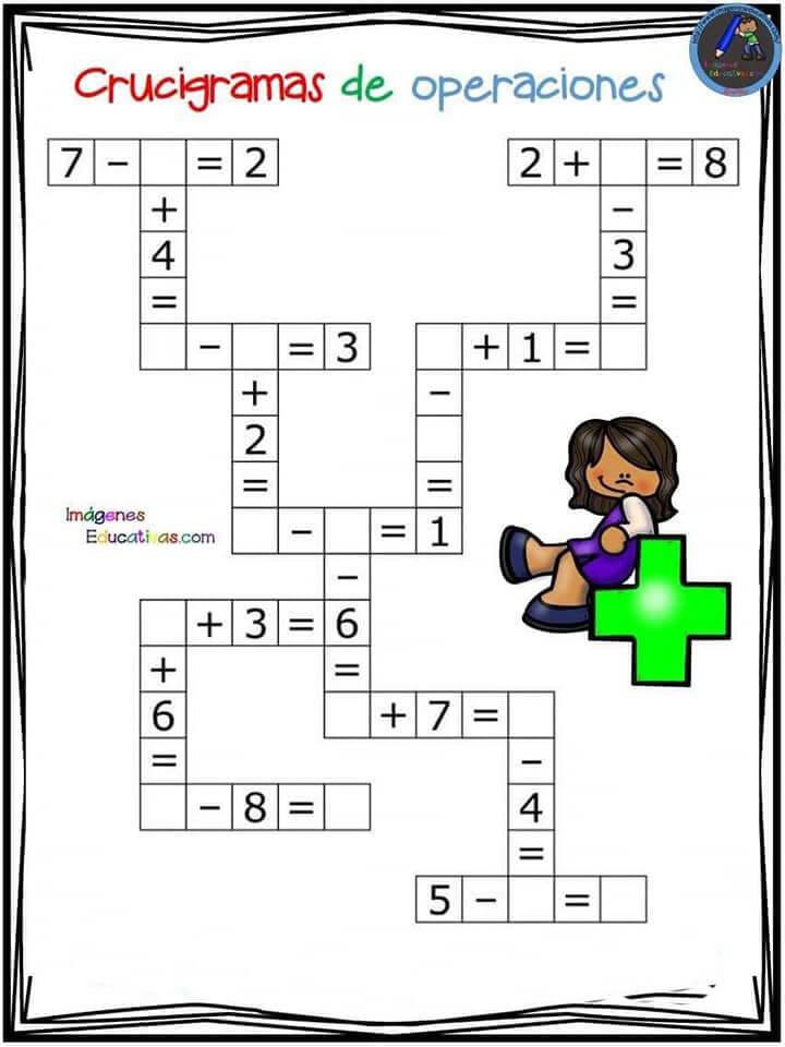 Tranh tô màu toán tư duy cho trẻ 5 tuổi-9