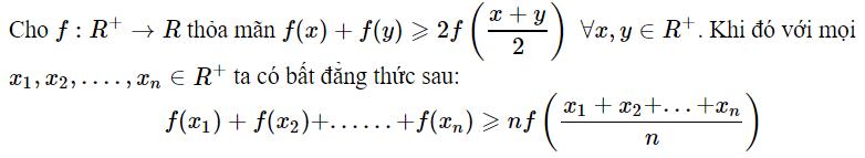 Sử dụng BĐT Jensen để chứng minh BĐT lượng giác